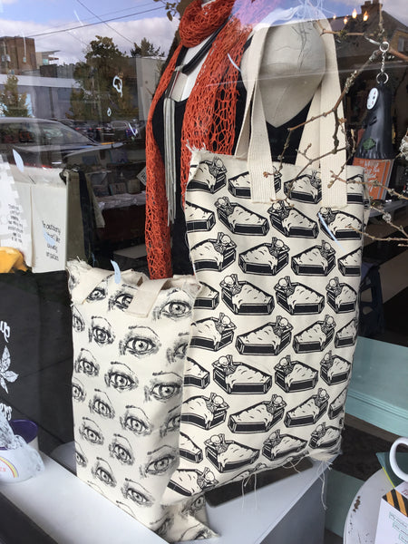 Handmade Oversized Tote Bags