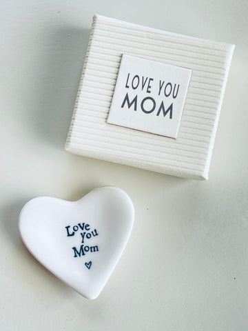 Love You MOM: Heart Trinket