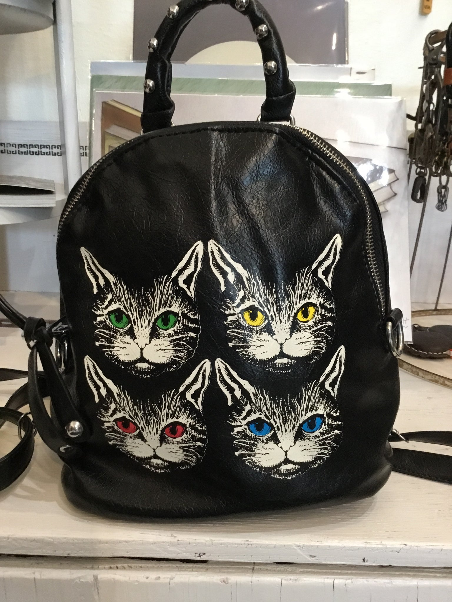 Cats Art Backpack