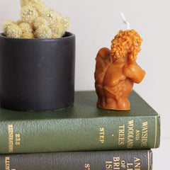 Greek God Scented Candle in Four Colours