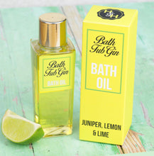 Gin & Tonic Bath Oil