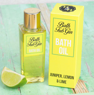 Gin & Tonic Bath Oil (w)
