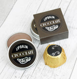 Chocolate & Whiskey Lip Balm (w)