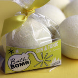 Bath Bomb Treats, Prosecco, Gin or Cocktail (w)