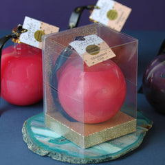 Large Size Flavoured Shimmer Gin Bauble
