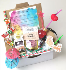 Stay at Home Cocktail Party Box.