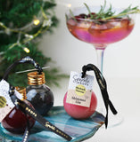 Trio Gift Box of Flavoured Shimmer Gin Baubles