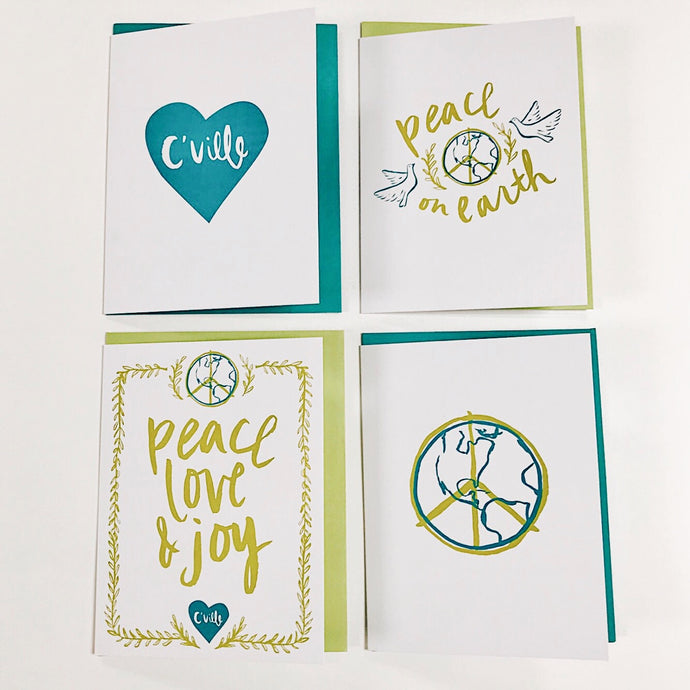 Peace C'Ville Holiday Boxed Set