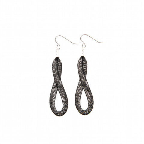 We are very excited to introduce the 'Loop & Twist' earrings