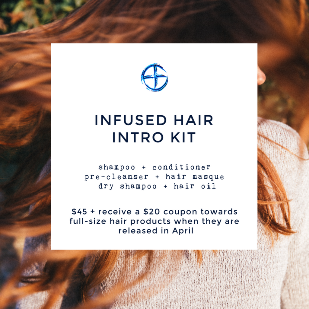 Infused Hair *Intro Kit*