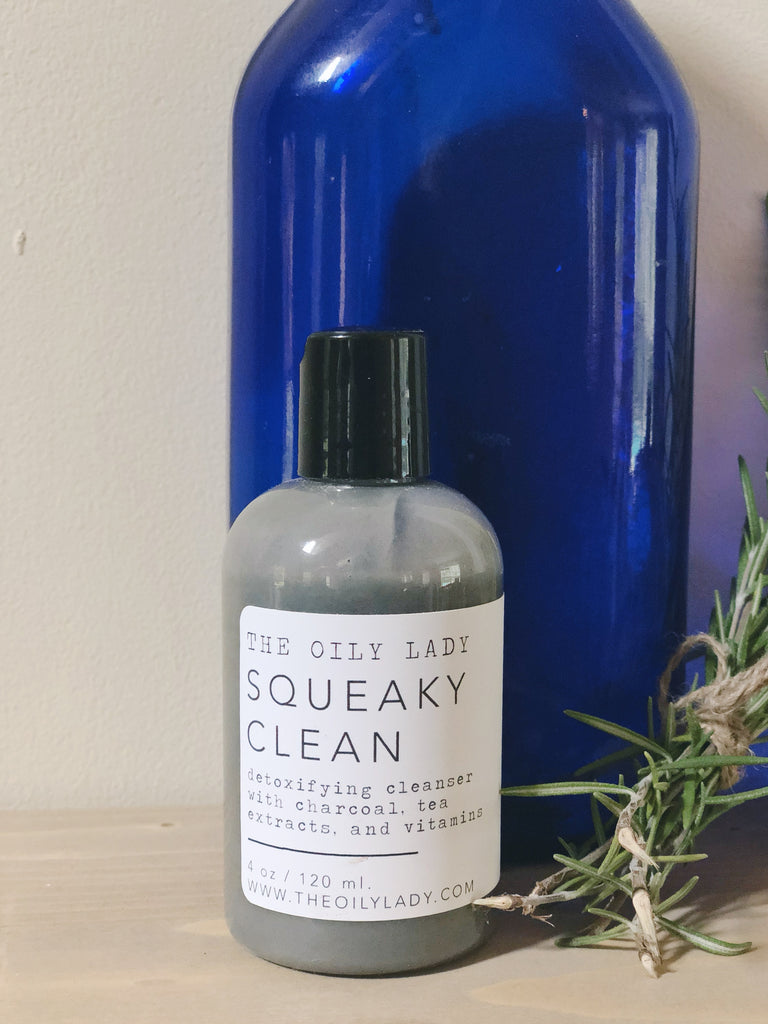 Squeaky Clean Cleanser