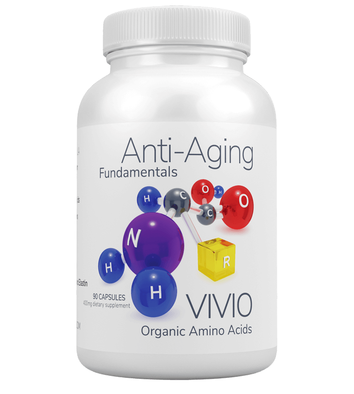 Anti-Aging Amino Acids Supplement