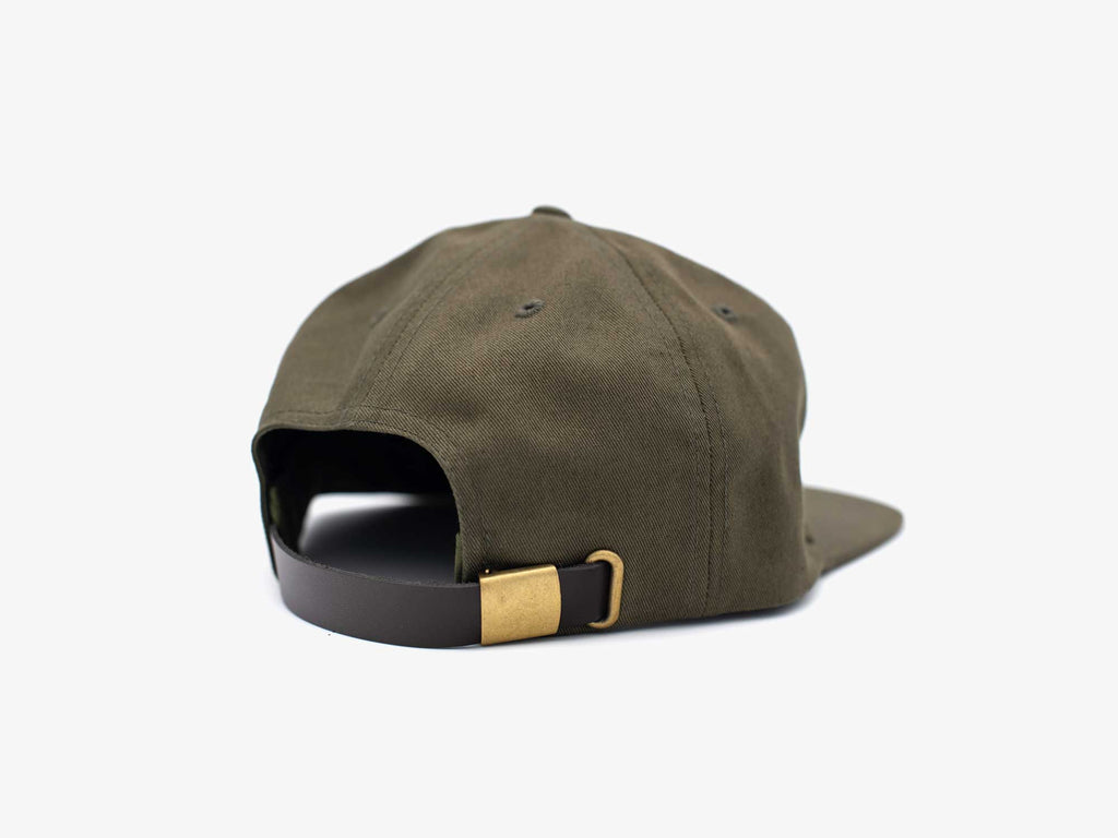 Bigfoot 5-Panel Hat