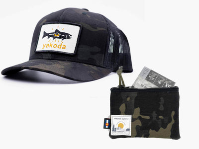 Utility Wallet & Mystic Trout Combo