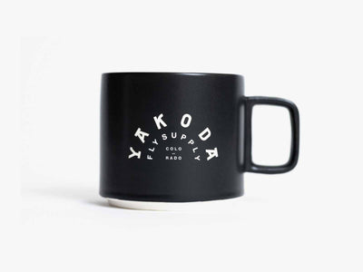 Logo Ceramic Coffee Mug