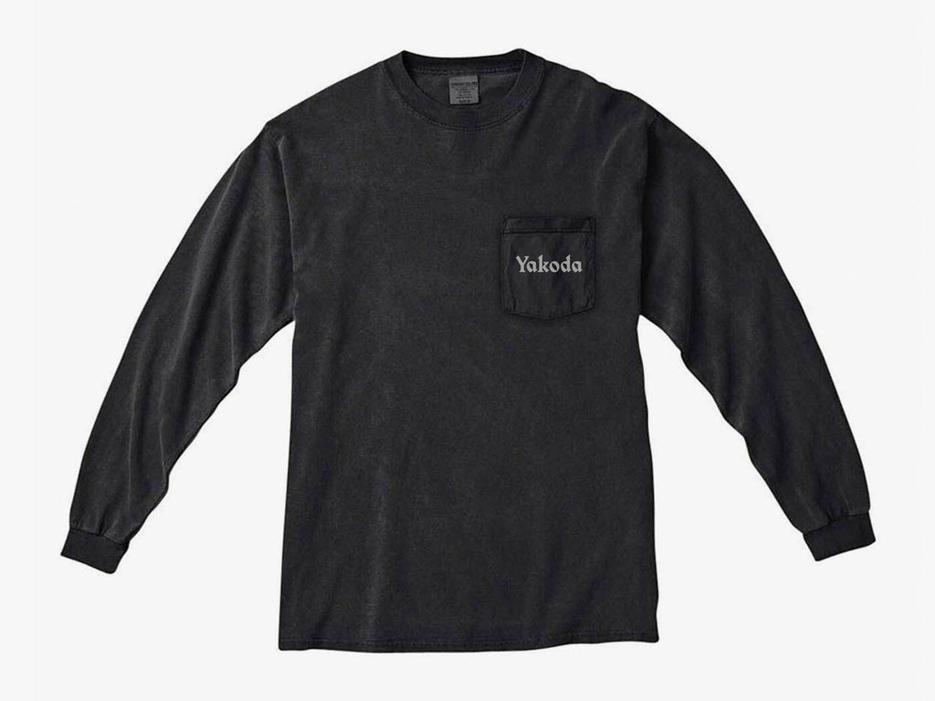 Dry or Die Long Sleeve Pocket Tee