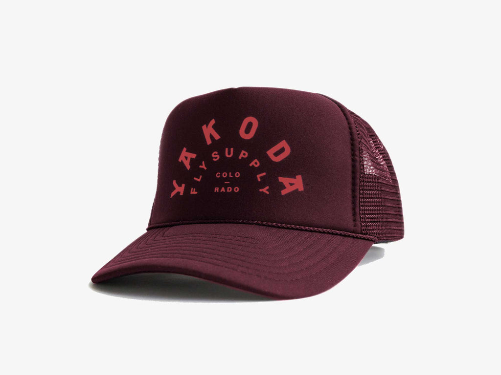 Logo Foam Trucker