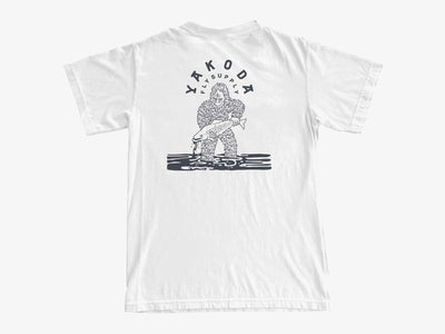 Bigfoot Short Sleeve Pocket Tee