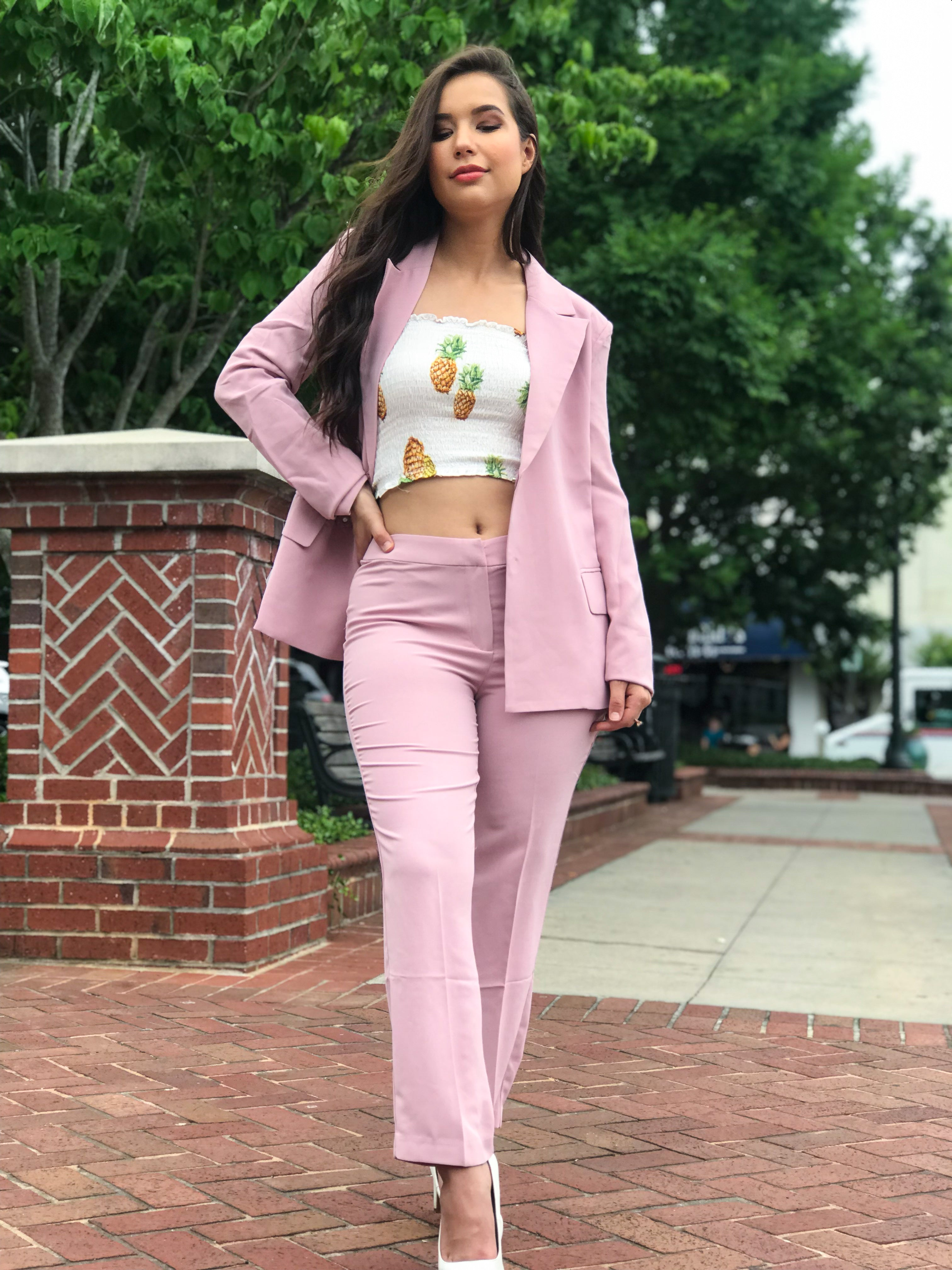 Pageant Girl Boss Blazer - The Flawless Babe Boutique