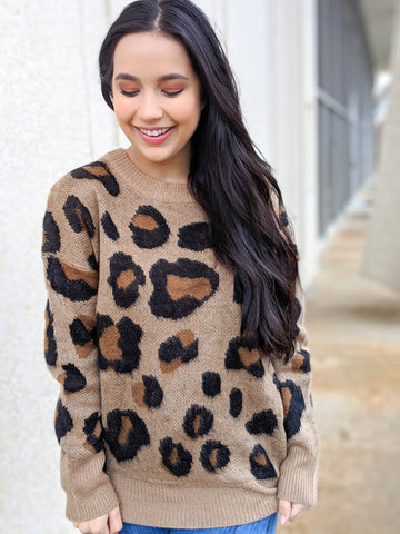 Put A Spell On You Faux Fur Coat