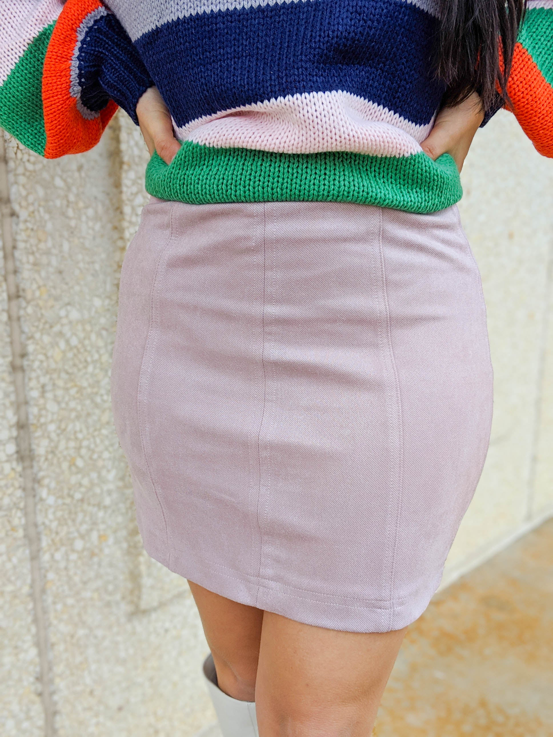 Blushing Beauty Skirt