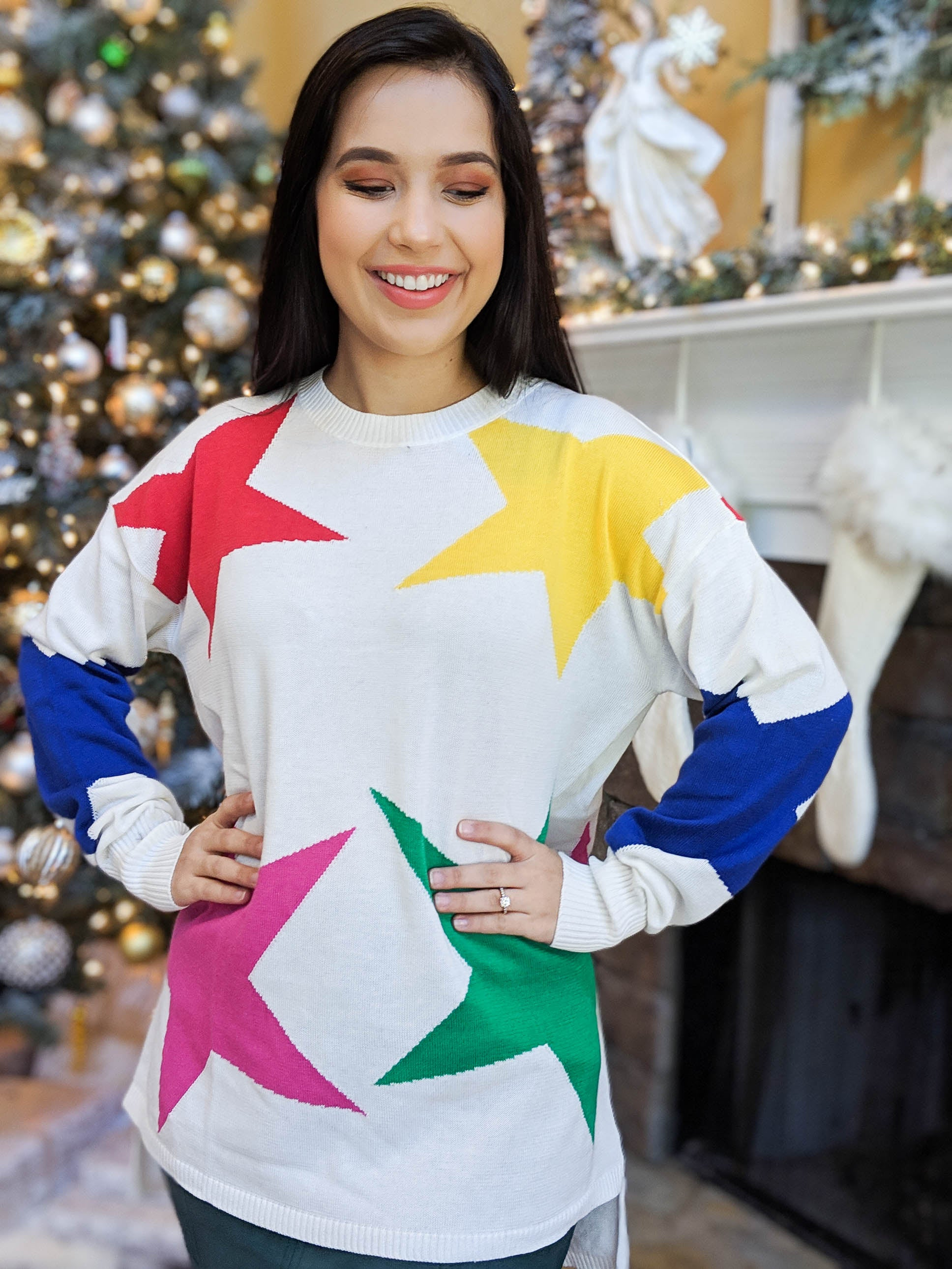 Star Is Born Sweater - The Flawless Babe Boutique
