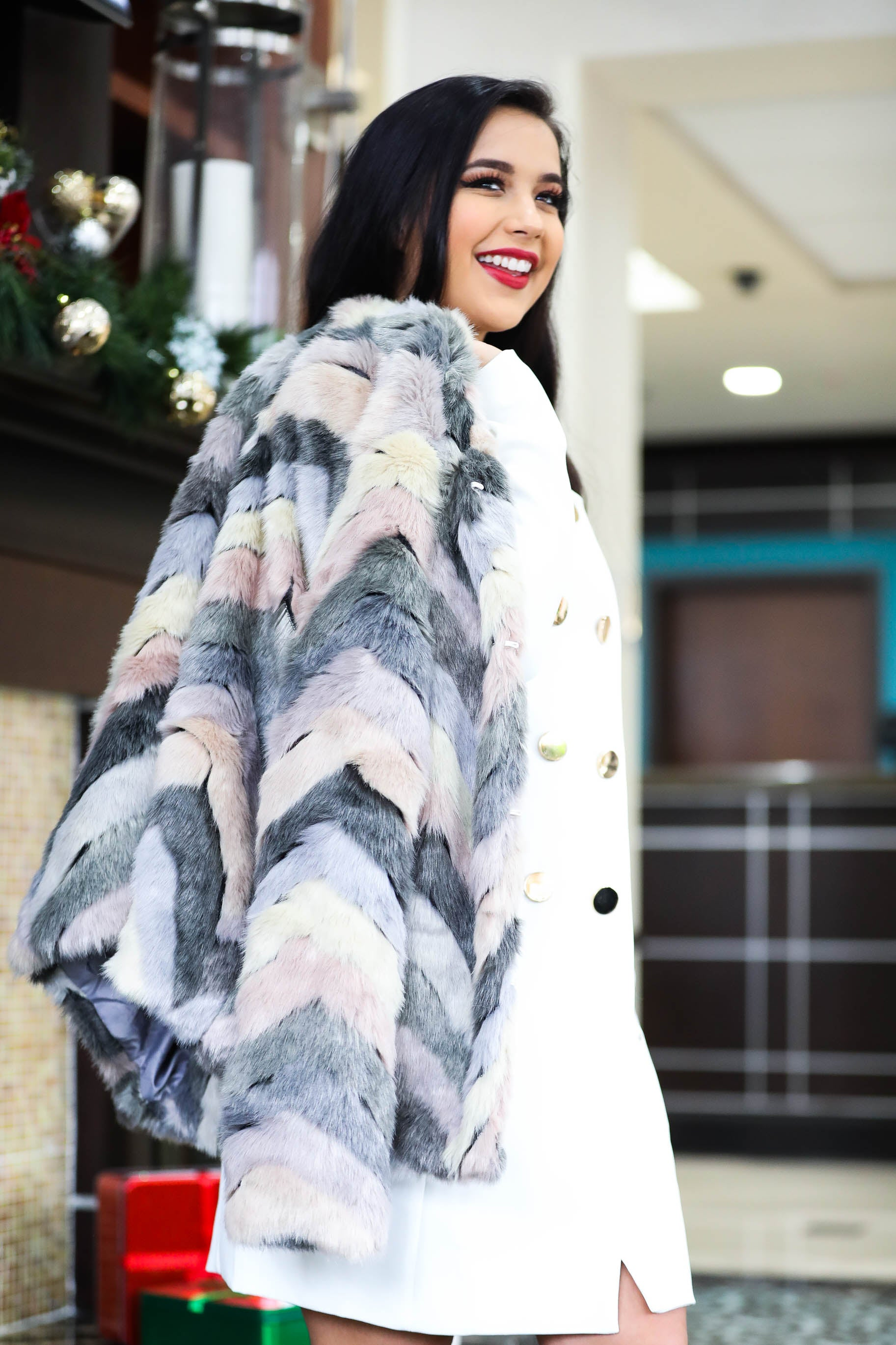 Shriver Coat- Buddy Love - The Flawless Babe Boutique
