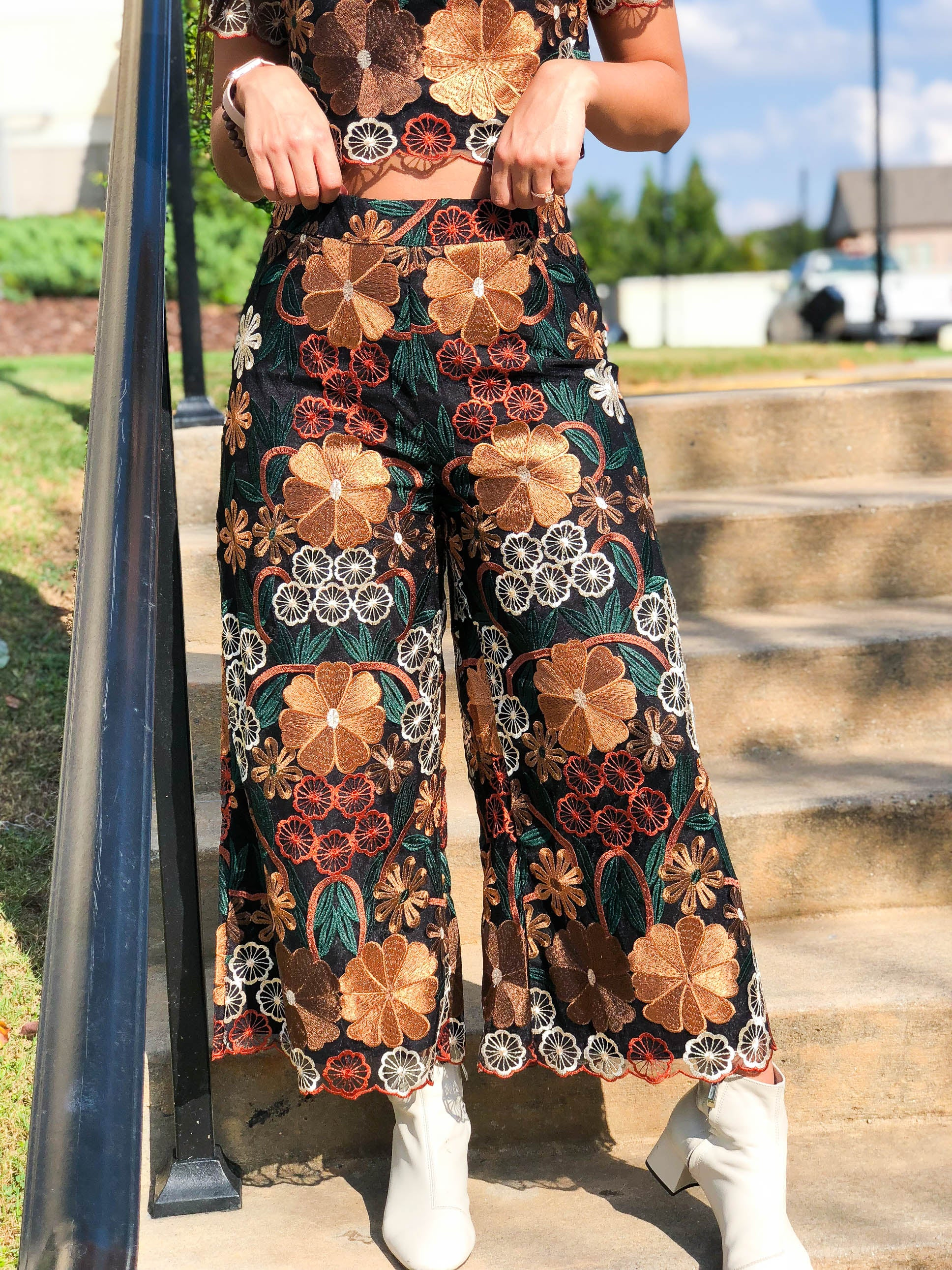 Fall Queen Pants Set - The Flawless Babe Boutique