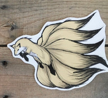 9 Tails Stickers