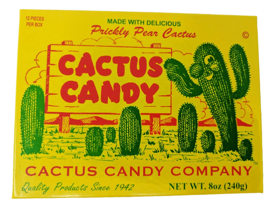 Prickly Pear Cactus Candy by the Cactus Candy Company - Popcheeks