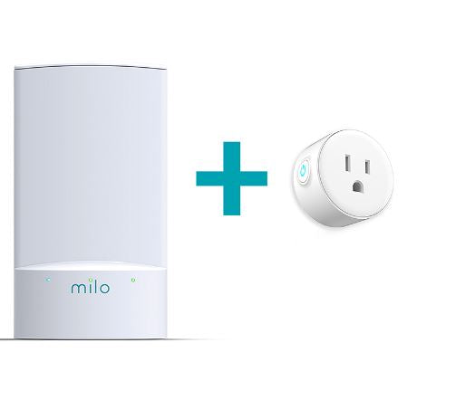 Milo Wifi Single-Pack + Free Smart Plug