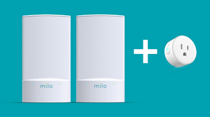 TV - Milo Wifi 2-Pack + Free Milo Smart Plug