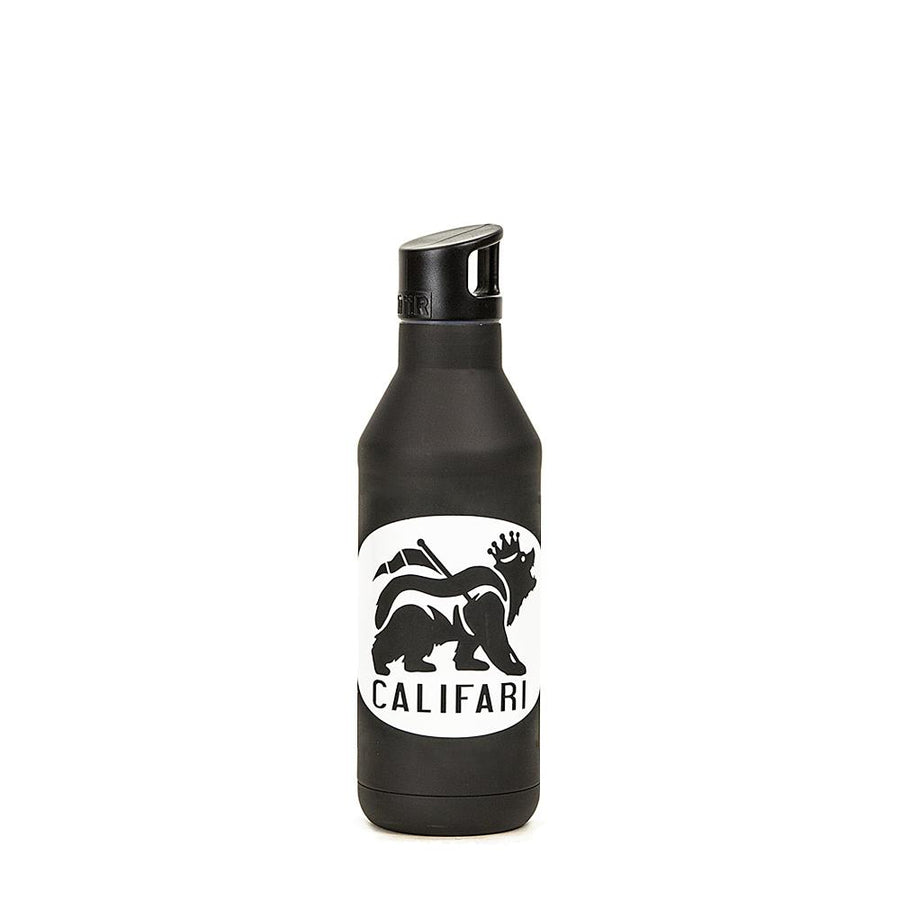 17oz Insulated Stainless Steel Bottle – in Matte Black