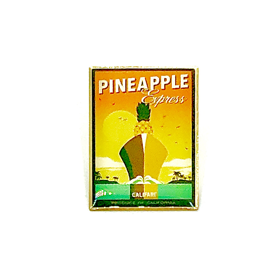 Pineapple Express Hat Pin