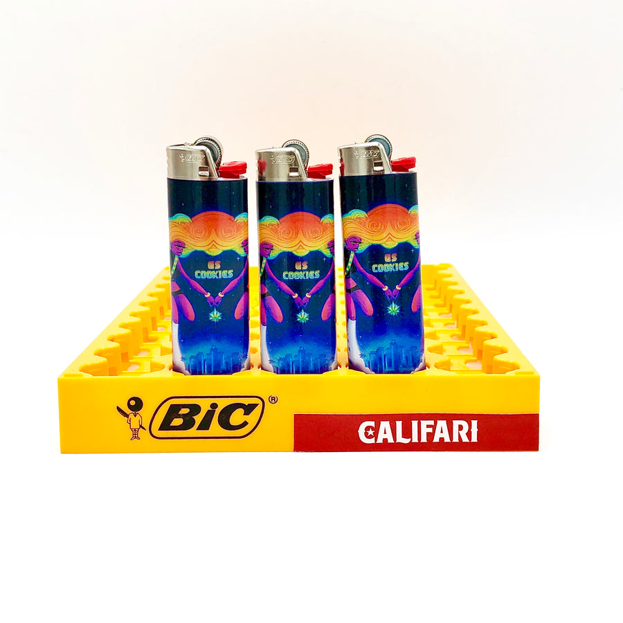 GS Cookies Bic Lighter 3 Pack