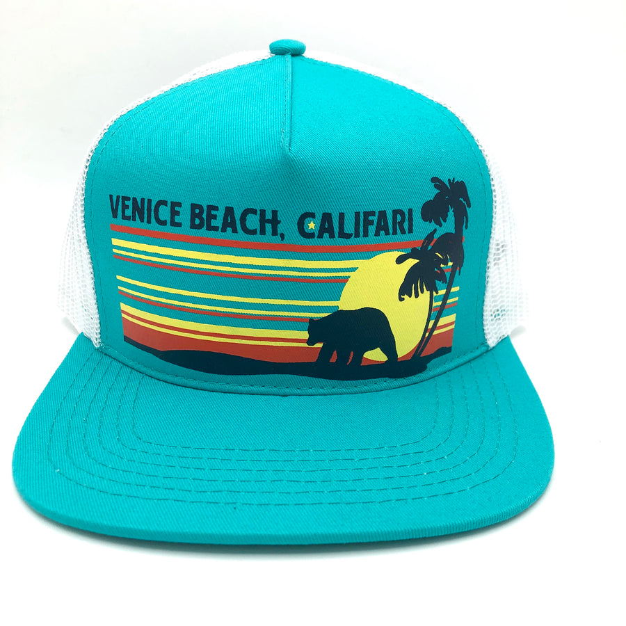 Califari's Venice Beach Trucker Hat