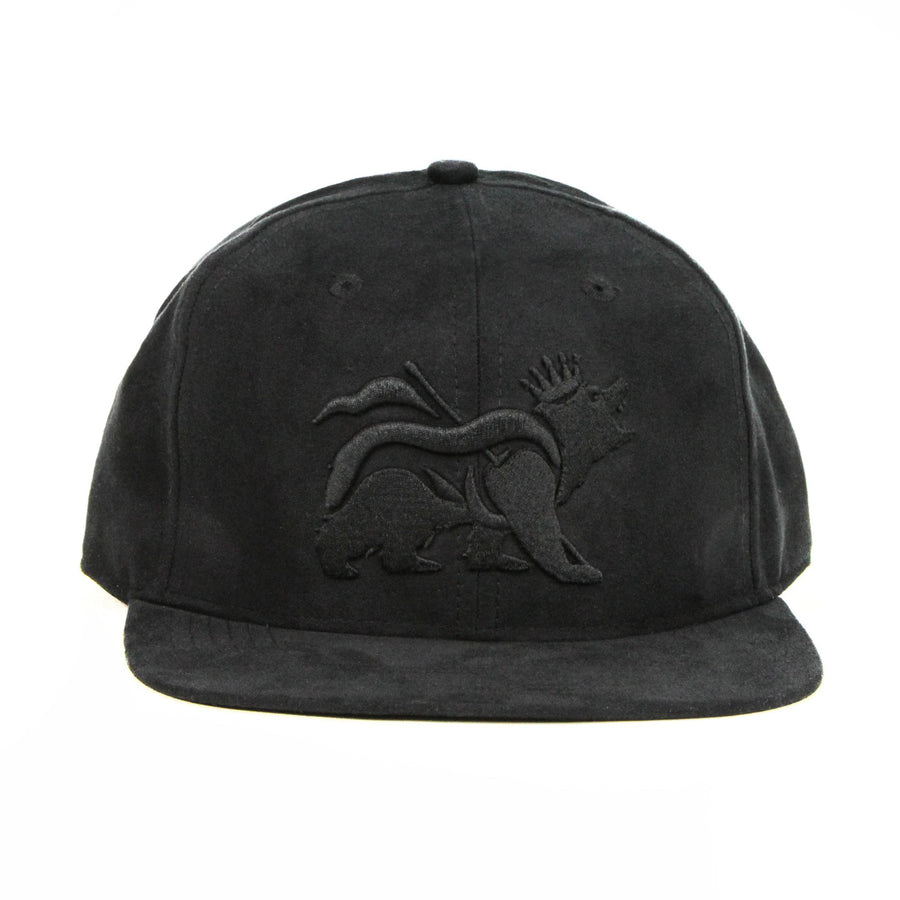 Suede King Rasta Hat