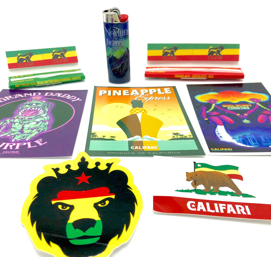 Cannabis Lovers Basic Monthly Subscription Pack