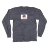 The Original Bear Flag Long Sleeve – Grey