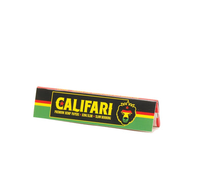 Califari King Slim Rolling Hemp Papers – 1 Pack