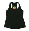 Black Califari Bottle Cap Tank