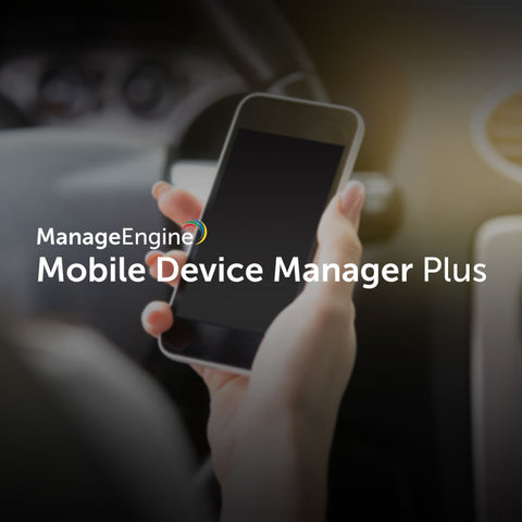 Zoho Mobile Device Management