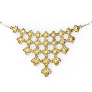 Bella Gold Necklace