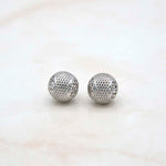 Angelina Silver Earrings