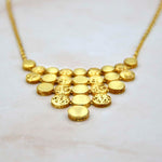 Egypt Memories Gold Necklace