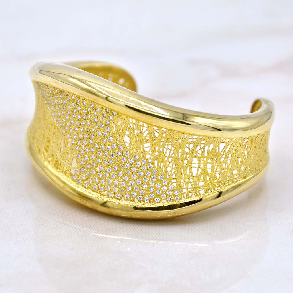 Grace Kelly Gold Bracelet
