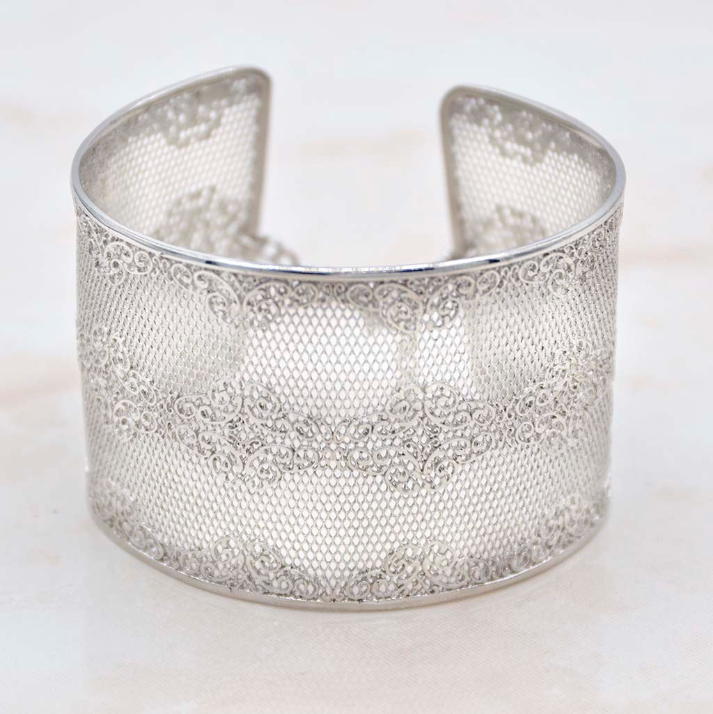 Paris Nights Silver Bracelet