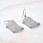 Paris Silver Earrings