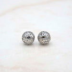 Scarlett Silver Earrings