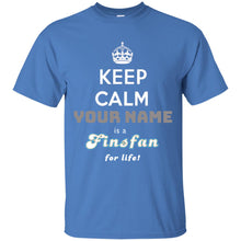 KEEP CALM PERSONALISED - G200 Gildan Ultra Cotton T-Shirt (from $22)